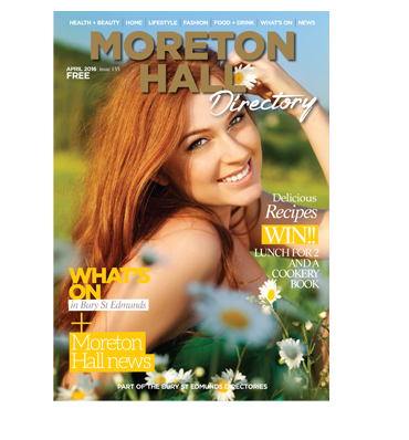 Moreton Hall Directory - April 2016 Edition