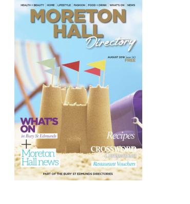 August 2018 - Moreton Hall