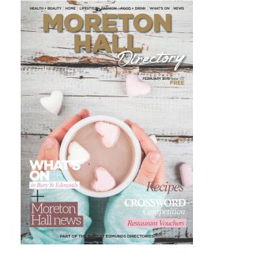 February 2018 - Moreton Hall
