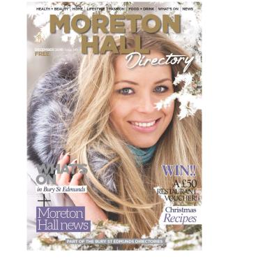 Moreton Hall December 2016