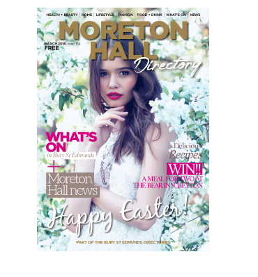 Moreton Hall Directory March 2016