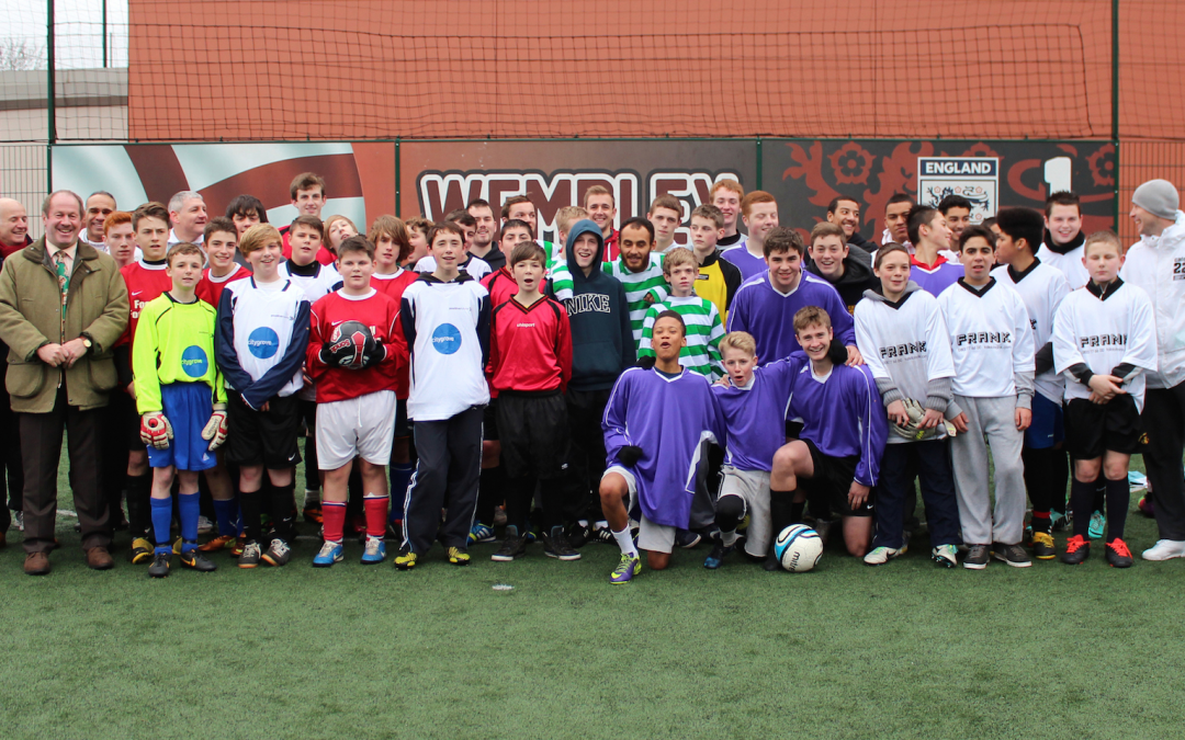 New Street Football Project Aims to Keep Youngsters Active on Friday Nights