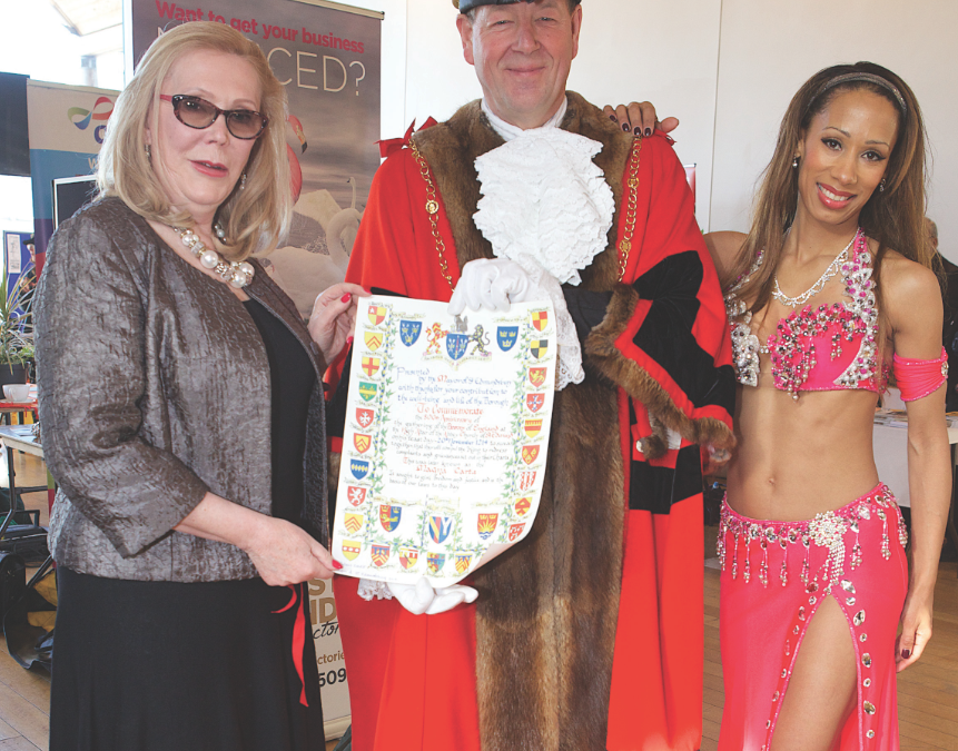 Successful re-launch for Friendship Centre