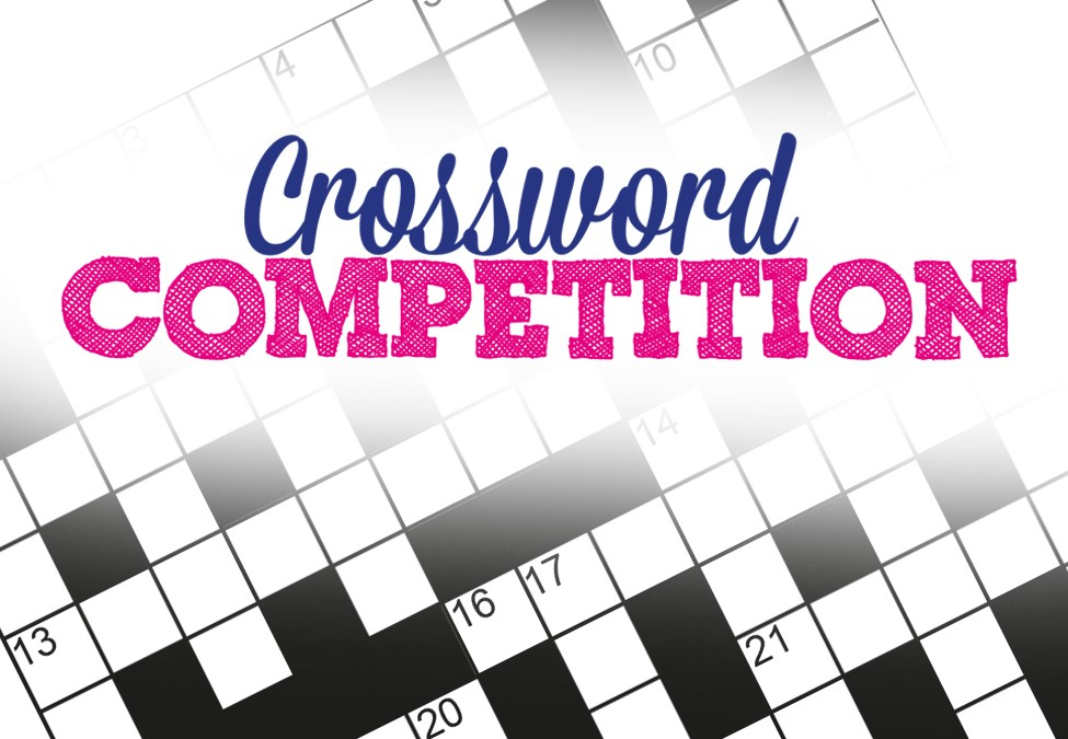 Crossword Competition July