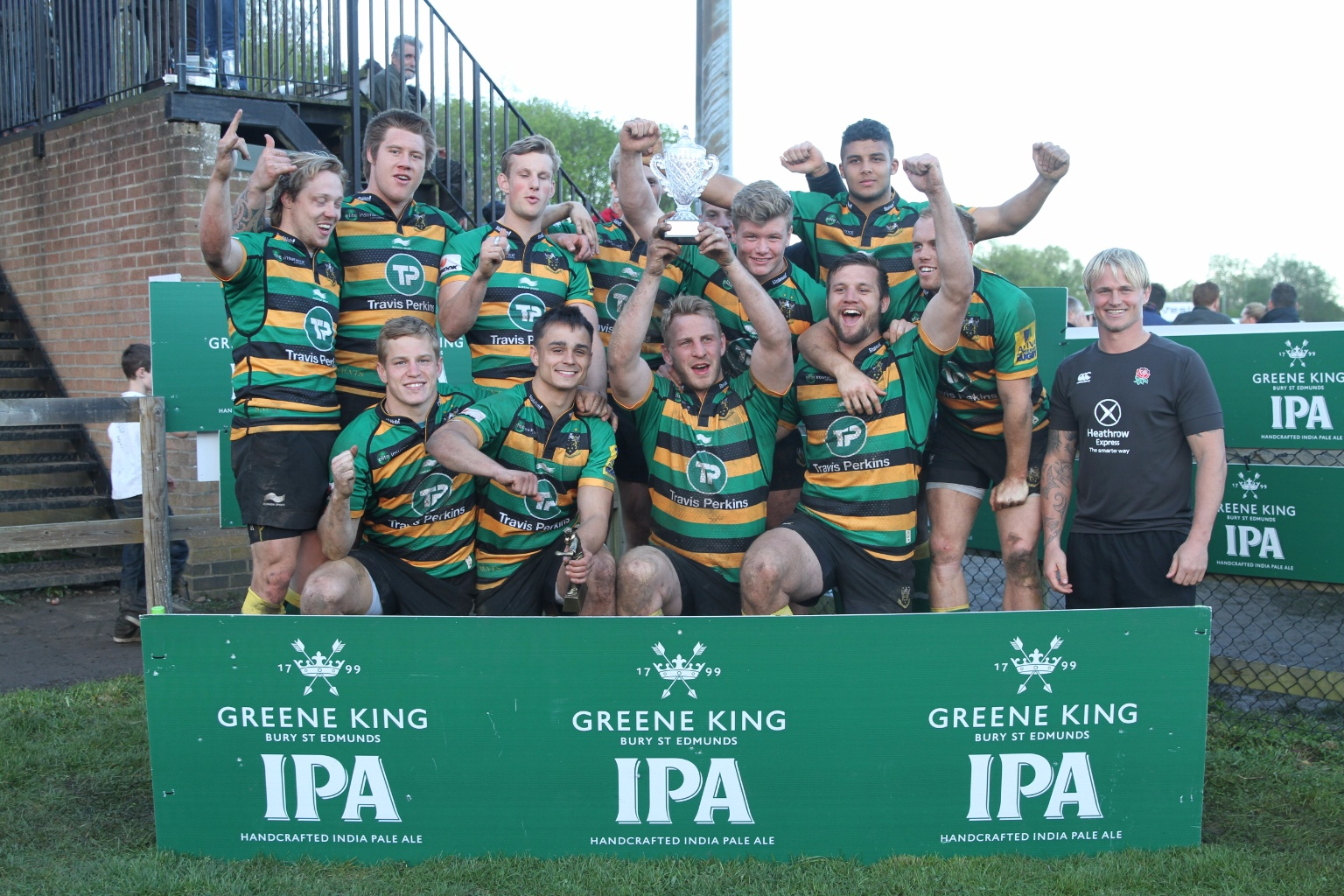 Saints 2015 GKIPA 7s winners